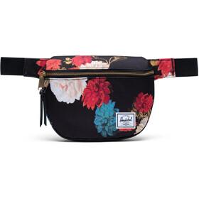 Herschel Fifteen Lantiolaukku, vintage floral black